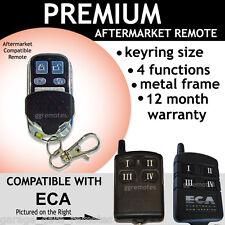 Automatic gate remote control compatible in Gates on Solar gatesonsolar ECA