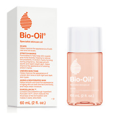 10X Bio Oil for Stretch Marks Scars Uneven Skin Tone & Anti Ageing Skincare 60ml