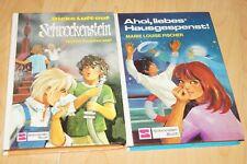 2 x Schneider Buch Ahoi, liebes Hausgespenst! + Dicke Luft auf Schreckenstein