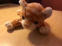 9 inch Bean filled Cat Plush Toy Stuffed Animal