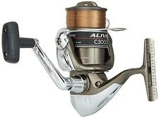 Shimano Spinning Reel 11 ALIVIO C3000 with Nylon Fishing Line New from Japan