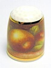 Fingerhut Thimble von Ayshford England - Autumn Fruit