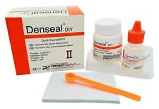 Kit de remplissage dent dents dentaire blanc PERMANENT, lâche Caps, 30 + réparations