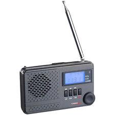 Radio Weltempfänger: Weltempfänger WWR-100.mp3 mit DSP-Rauschunterdrückung & MP3