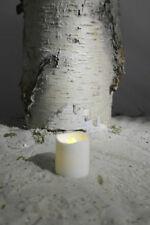 Große Deko-LED-Kerzen fürs Wohnzimmer