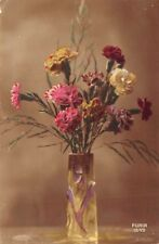 Carte Postale bouquet de fleurs