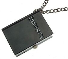 Deathnote Anime Manga Watch Necklace Chain Fob Watch