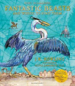 Las Mejores Ofertas En J K Rowling Libro Ilustrado Niños Ebay