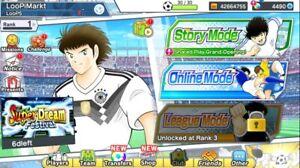 Captain Tsubasa Dream Team Global LvL 1 Starter 4650+DB StoryeRaid Untouched
