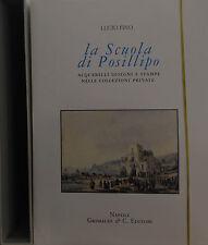 (Pittura Napoletana dell'800) LA SCUOLA DI POSILLIPO  Di L. Fino  Grimaldi 2002