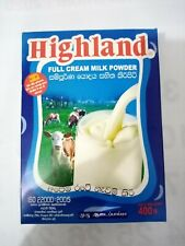 Highland Dry Milk Powder 400 g Sri Lanka
