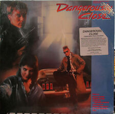 Dangerously Close (Soundtrack) (Enigma 73204) (Lords of the New Church, TSOL,