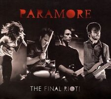 PARAMORE - THE FINAL RIOT [USED CD]