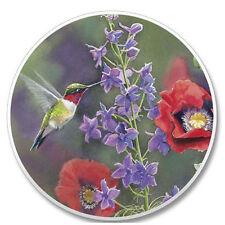 Humingbird  Auto Coasters
