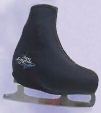 Ice Light Boot Gloves for Ice Figure Skates or Roller skates Black size Youth #a