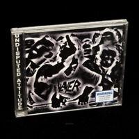 Slayer - Undisputed Attitude (1996) CD  American Recordings 