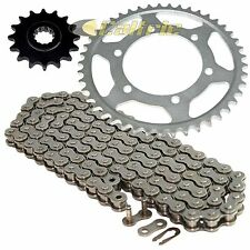 Drive Chain & Sprockets Kit Fits YAMAHA R6 YZF-R6 2006-2016