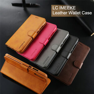 For Huawei P30 Pro P30 Lite Wallet Case Leather Card Stand Magnetic Flip Cover