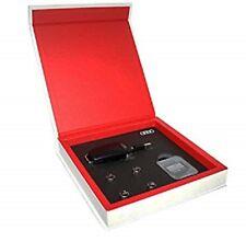 Original Audi Geschenkbox USB memory key, SD Karte, Ventilkappen 8R0063827J