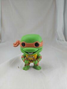 Television Funko Pop - Michelangelo- Teenage Mutant Ninja Turtles - No. 62 - OOB