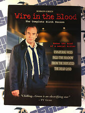 Wire in the Blood The Complete Sixth (6) Season Robson Green Val McDermid