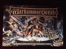 Warhammer Quest Das Brettspiel 1995 Neu Unbespielt