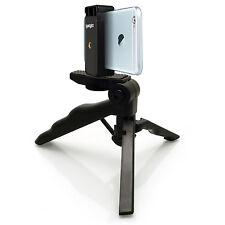 Poignée Stabilisateur Mini Trépied de Table + Adaptateur Support Smartphone