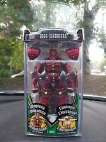 Mega Bloks Mag Warriors Battle Scorch Magnetic Consutrction Toy Figure 9012