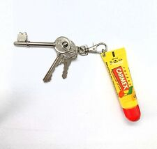 Carmex On A Key Chain - 10g Tube (Multiple Flavours)