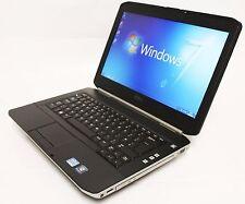 """Dell Latitude E5420 Intel i5 2520m 4GB Ram 320GB HDD HDMI DVDRW Win 7 14"""" Laptop"""