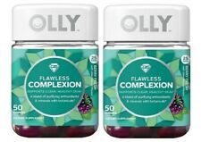Olly Flawless Complexion Gummies 2 Pack