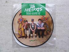 "THE METROS ""TALK ABOUT IT""/""KAPITAL K"" LTD EDITION PICTURE DISC 7"" VINYL SINGLE"