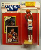 1990  PATRICK EWING - Starting Lineup (SLU) Basketball Figure - NEW YORK KNICKS
