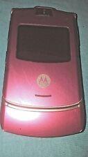 GSM Motorola RAZR V3 Rose