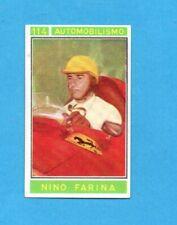CAMPIONI dello SPORT 1967/68-Figurina n.114- FARINA -AUTOMOBILISMO-Recuperata