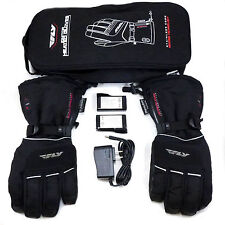 Fly Racing Xplore Adult Gloves Black Size 8 9 10 11 12 Gloves Snowmobile ATV