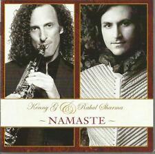 Kenny G & Rahul Sharma: Namaste        CD