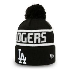 New Era Team Jake Los Angeles Dodgers Bobble Hat - Black