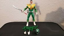 Power Rangers Lightning Collection Fighting Spirit Green Ranger Figure MMPR