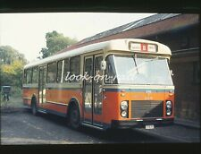 U66 - Dia slide original 35 mm bus autobus touringcar: NMVB, Maaseik, 1979