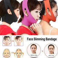 Face Joues maigres Anti - ride Levez le masque. Réduction du double menton