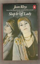 JEAN RHYS  =  SLEEP IT OFF LADY  =  {1st PENGUIN UK P/B 1979}  =  SHORT STORIES