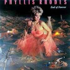 Phyllis Rhodes End Of Forever LP Album Vinyl Schallplatte 179376