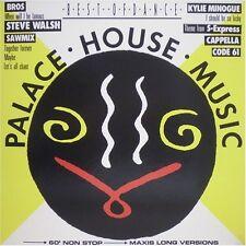 Palace House Music (1988) Bros, SAWmix 1, Kylie Minogue, Cappella, Code 6.. [LP]