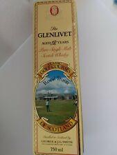 "The Glenlivet Single Malt Tin Scotch ""Classic Golf Courses - Royal Troon"""