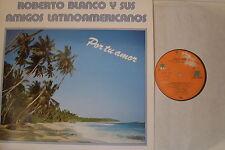Roberto Blanco - Por tu amor-(kubanisch) - LP 1984 D - Jupiter Records 6.25 919