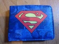 Dc Comics Superman Mens Boys Gift Wallet