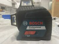Used Bosch Red Line Laser Level 3 360 GLL3 Professional Laser Level