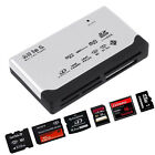 USB 2.0 ALL in One Flash Memory Card Reader Writer for SD XD MMC MS CF SDHC TF
