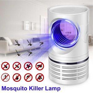 Lampe Anti Moustique Mouche Lumière UV Répulsif Electrique Piège à Insecte